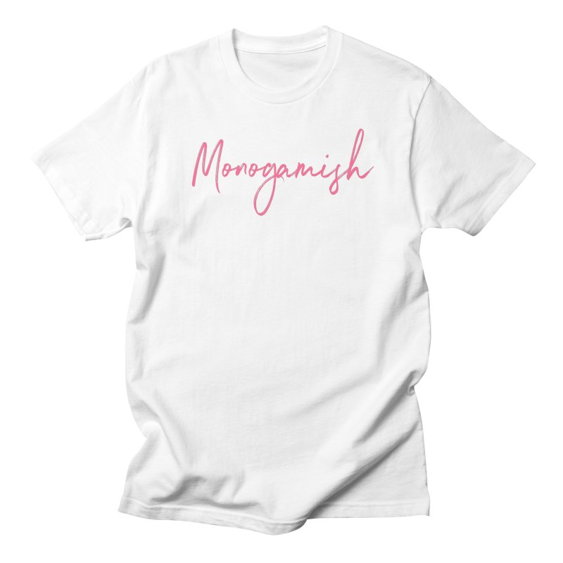 What's Our Name? Men's T-Shirt by Monogamish Pod