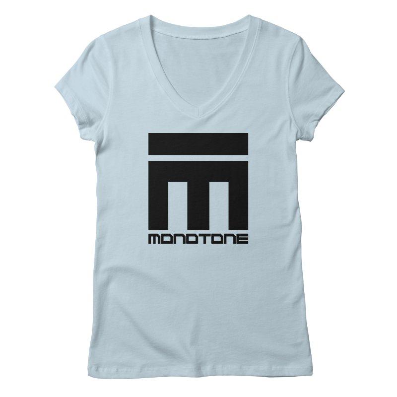 Women's None by Monotone Apparel