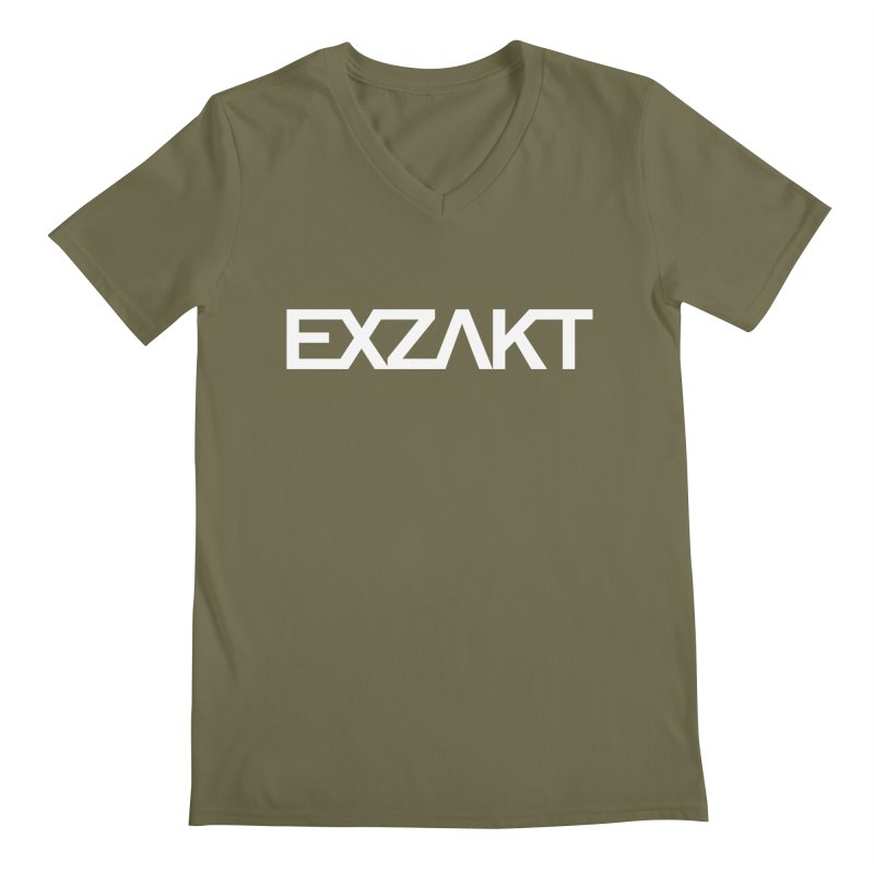 EXZAKT 2017 Men's V-Neck by Monotone Apparel