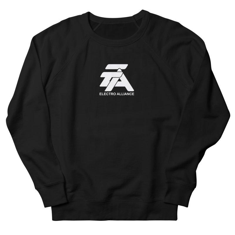 Electro Alliance Retro Men's Sweatshirt by Monotone Apparel
