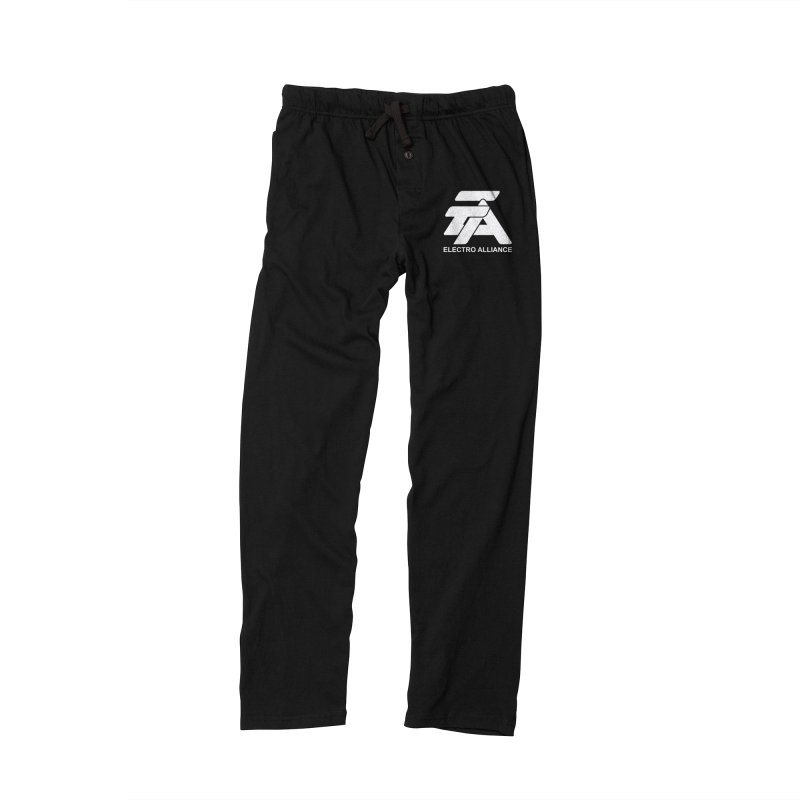 Electro Alliance Retro Men's Lounge Pants by Monotone Apparel
