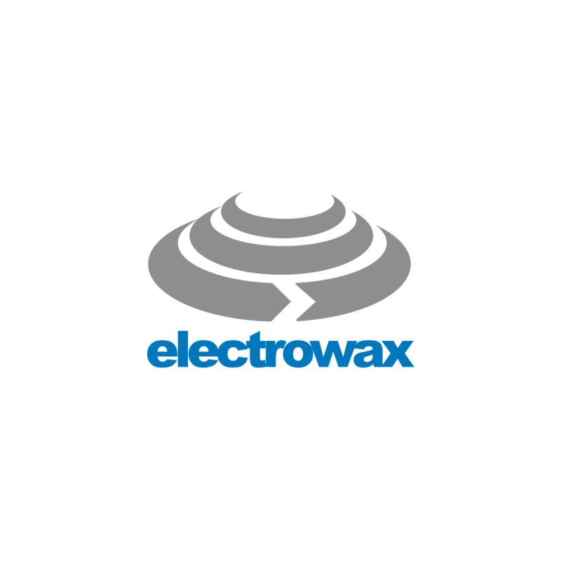 Electrowax Color Logo by Monotone Apparel