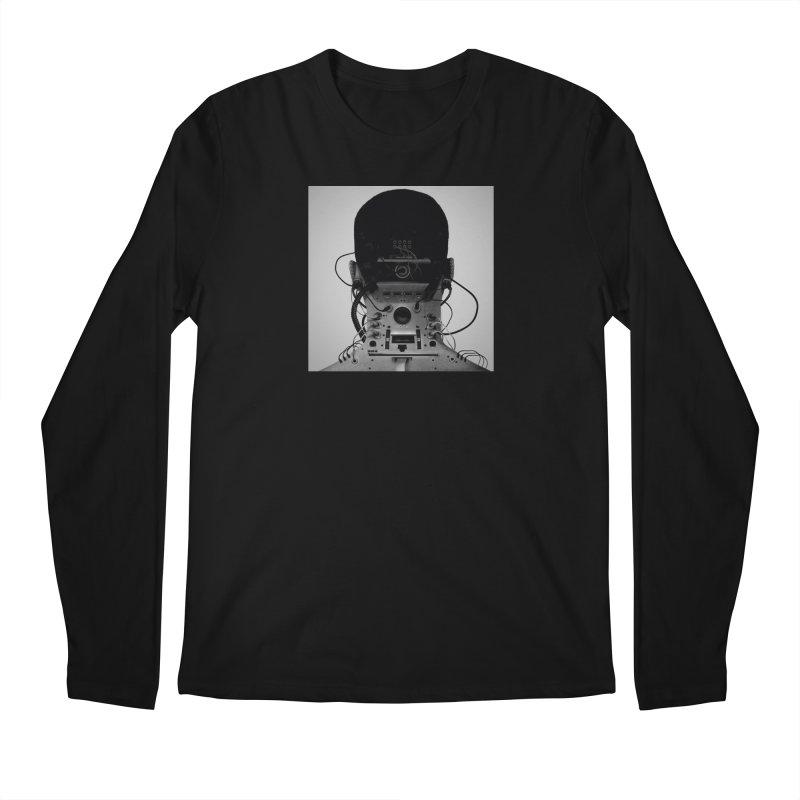 Speaker Breaka Men's Longsleeve T-Shirt by Monotone Apparel