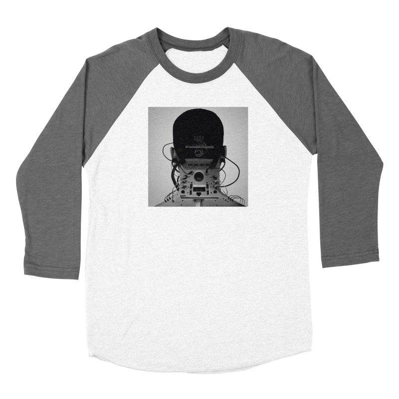 Speaker Breaka Women's Baseball Triblend T-Shirt by Monotone Apparel