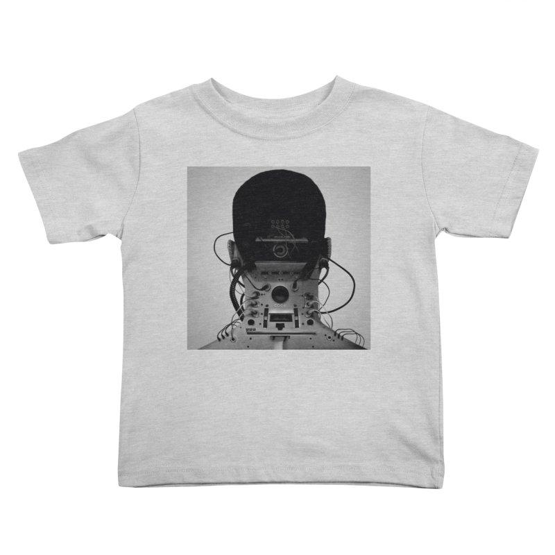 Speaker Breaka Kids Toddler T-Shirt by Monotone Apparel