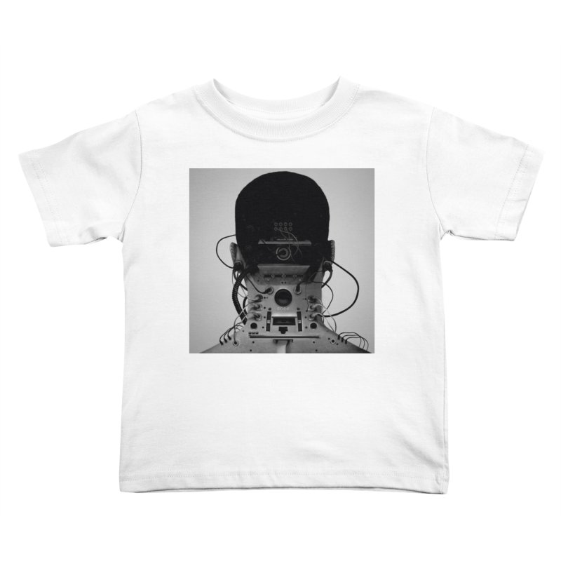 Speaker Breaka Kids Toddler T-Shirt by Monotone Apparel