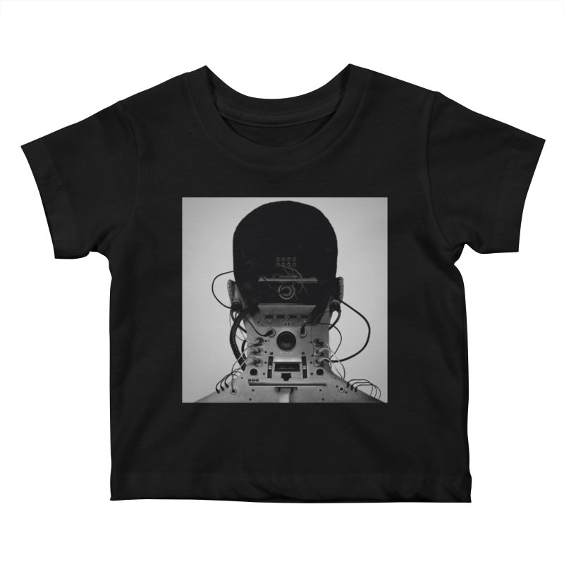 Speaker Breaka Kids Baby T-Shirt by Monotone Apparel