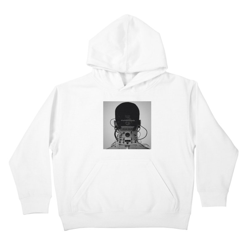 Speaker Breaka Kids Pullover Hoody by Monotone Apparel
