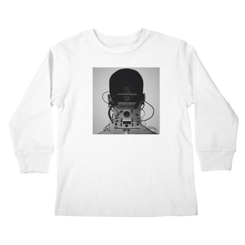 Speaker Breaka Kids Longsleeve T-Shirt by Monotone Apparel