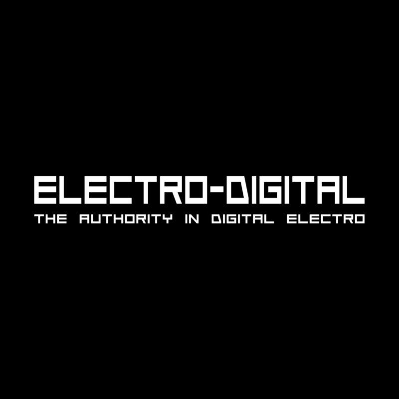 Electro-Digital Retro by Monotone Apparel