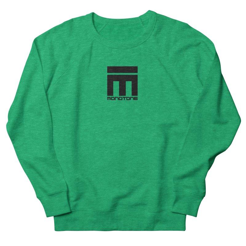 Monotone Logo  Men's Sweatshirt by Monotone Apparel