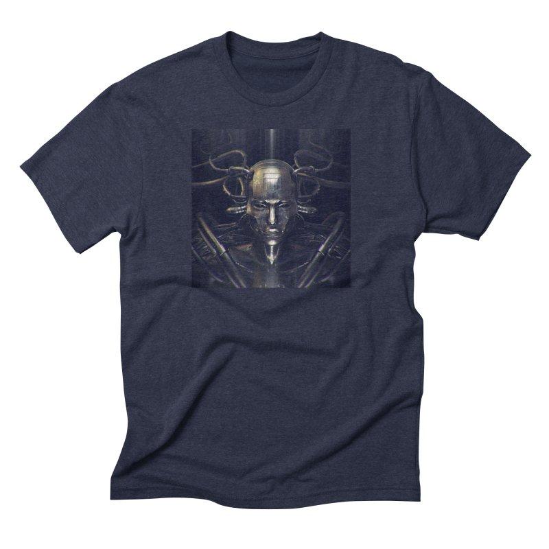 Monotrpolis Men's Triblend T-Shirt by Monotone Apparel