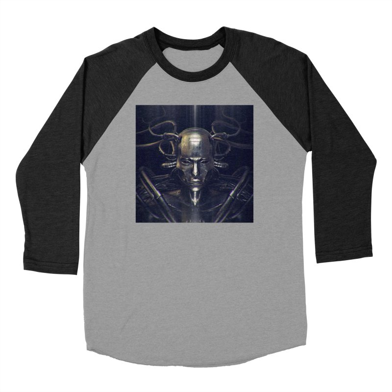 Monotrpolis Women's Baseball Triblend T-Shirt by Monotone Apparel