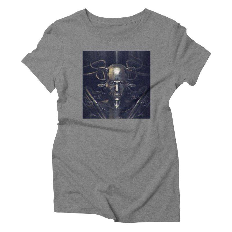 Monotrpolis Women's Triblend T-Shirt by Monotone Apparel