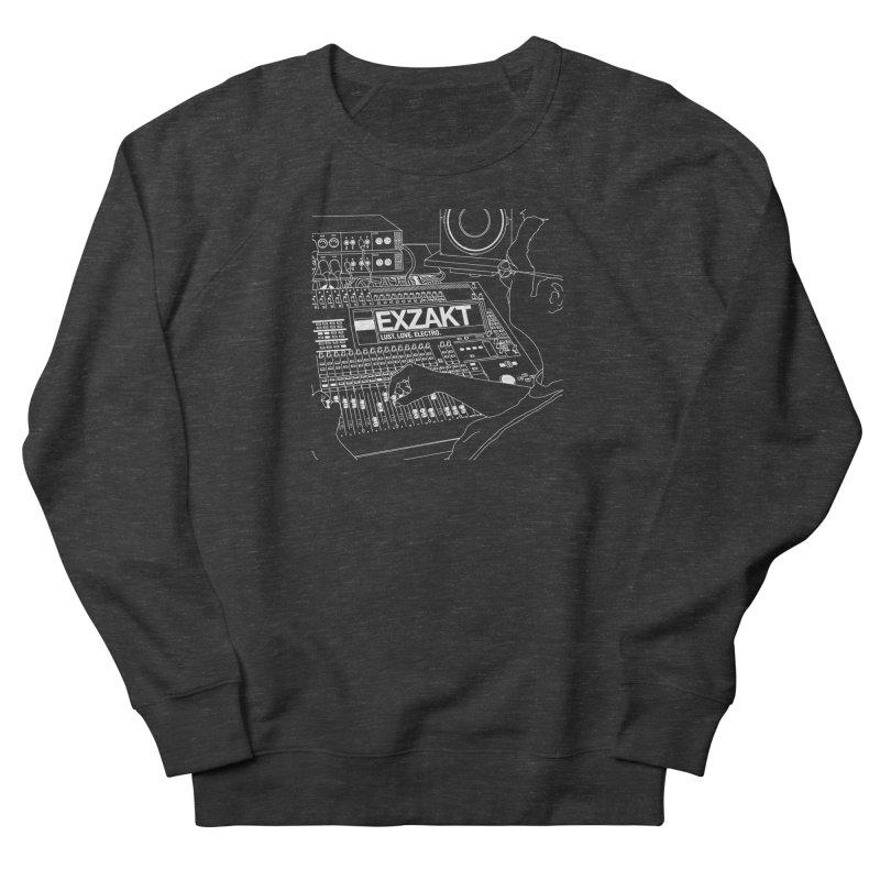 Lust Love Electro Men's Sweatshirt by Monotone Apparel