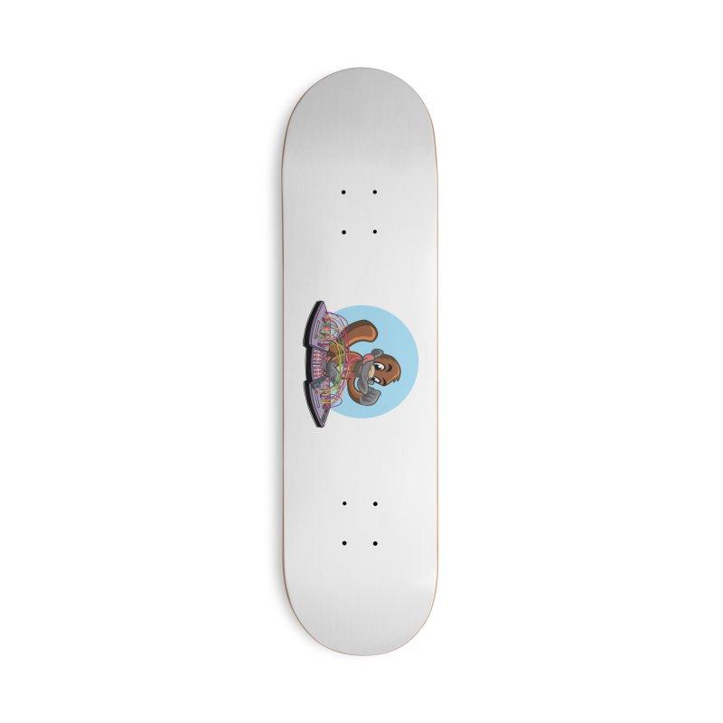 Modular Monotreme Accessories Skateboard by Monotrematic Shop