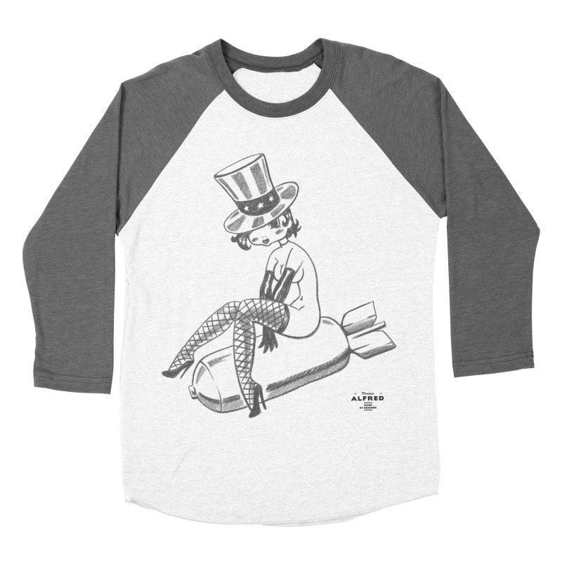 Da Bomb Men's Longsleeve T-Shirt by MonsieurAlfred's Artist Shop