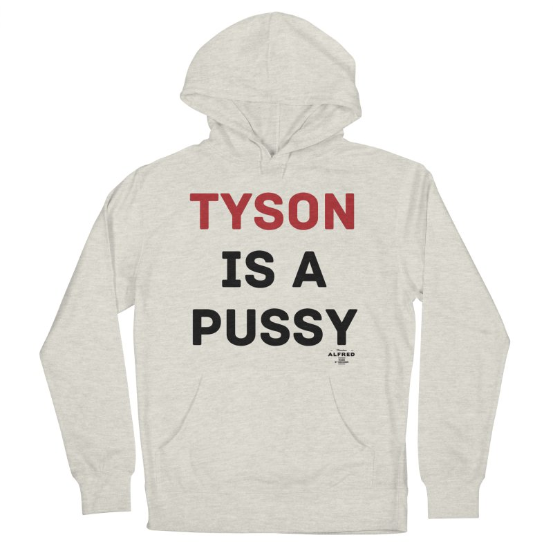 Tyson Men's Pullover Hoody by MonsieurAlfred's Artist Shop