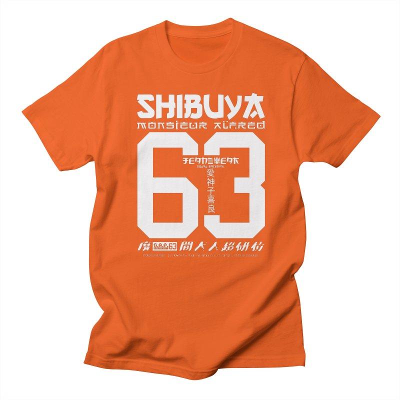 Shibuya Men's T-Shirt by MonsieurAlfred's Artist Shop