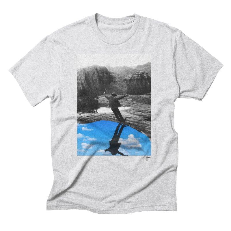 The Jump Men's Triblend T-Shirt by MonsieurAlfred's Artist Shop