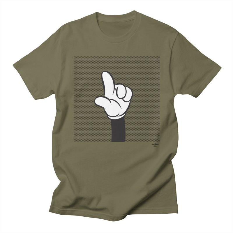 Up Men's T-Shirt by MonsieurAlfred's Artist Shop