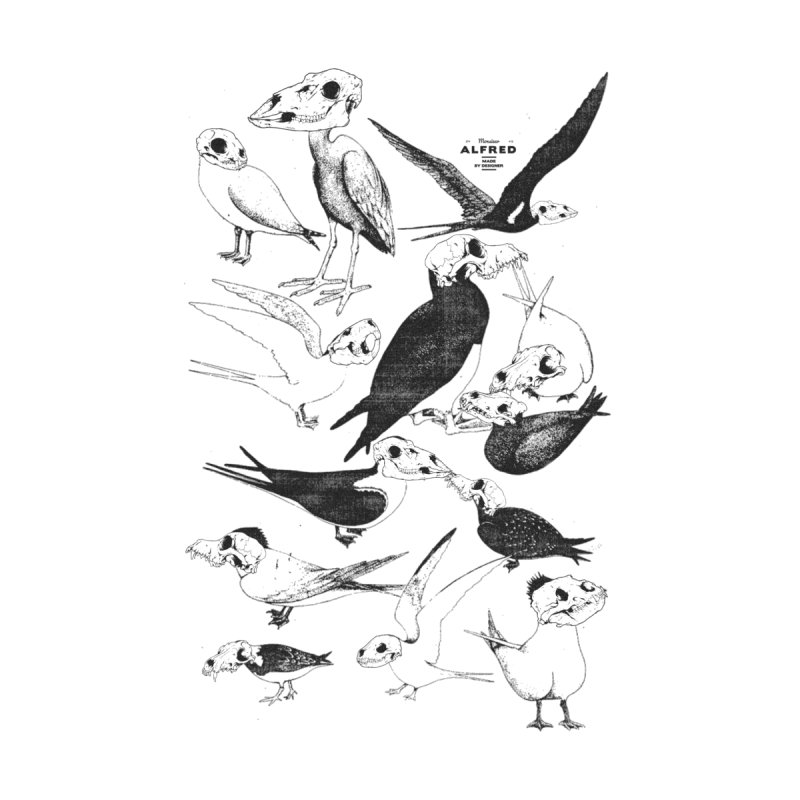 Birds by MonsieurAlfred's Artist Shop