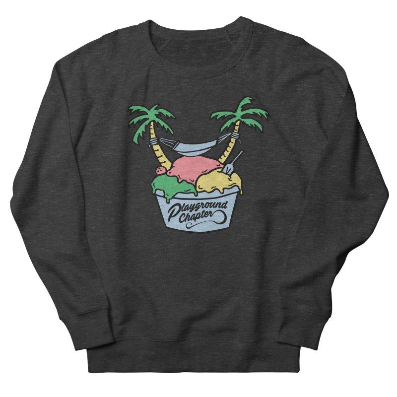 Island cup Women's Sweatshirt by MonsieurAlfred's Artist Shop