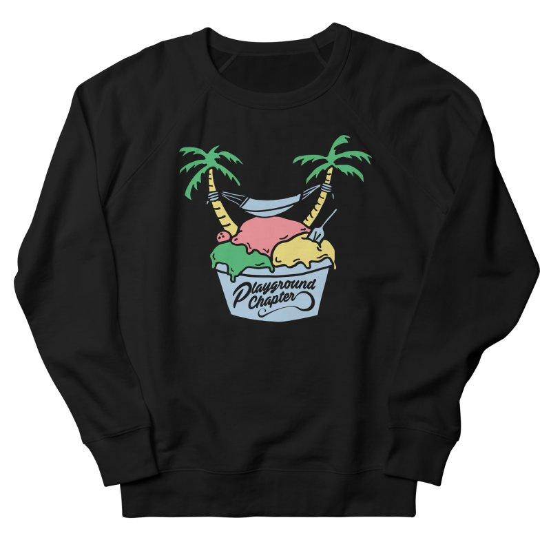 Island cup Men's Sweatshirt by MonsieurAlfred's Artist Shop