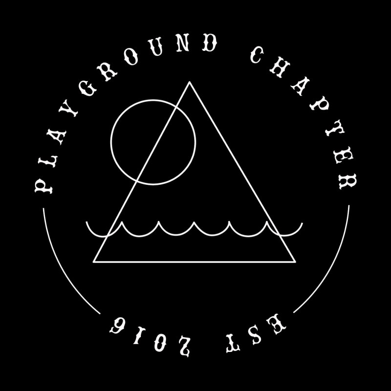Playground Chapter - white - Men's Sweatshirt by MonsieurAlfred's Artist Shop