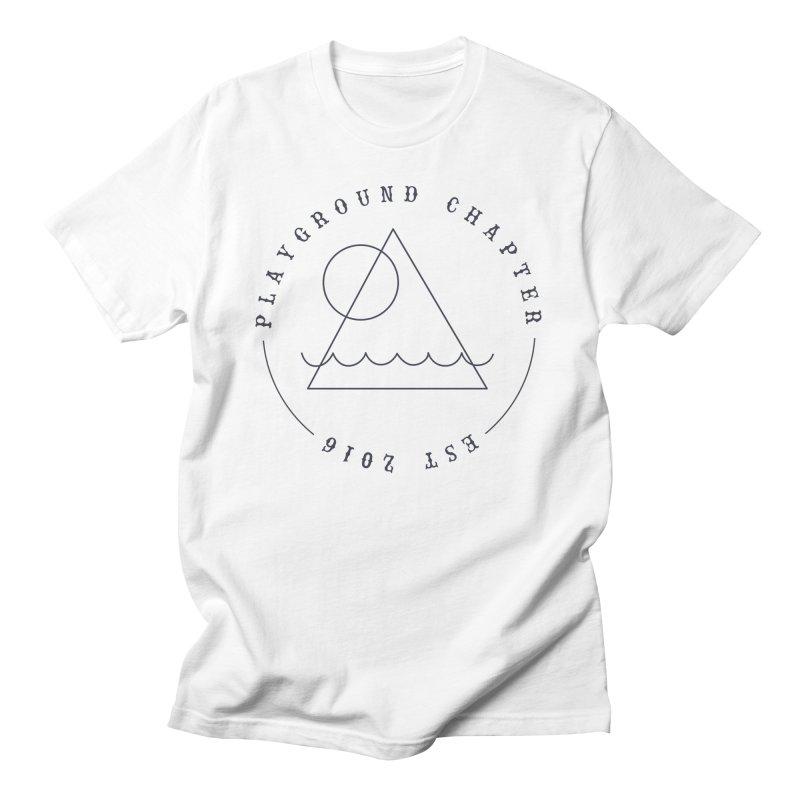 Playground Chapter Men's T-Shirt by MonsieurAlfred's Artist Shop