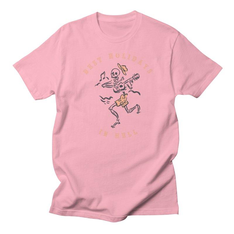 Best Holidays - bicolor Women's Regular Unisex T-Shirt by MonsieurAlfred's Artist Shop