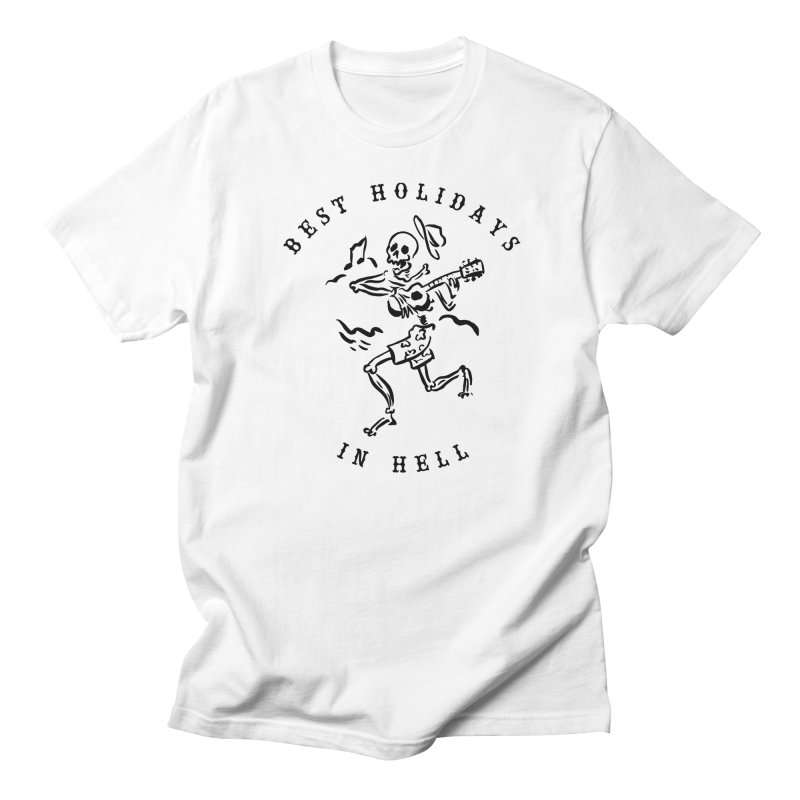 Best Holidays Women's T-Shirt by MonsieurAlfred's Artist Shop
