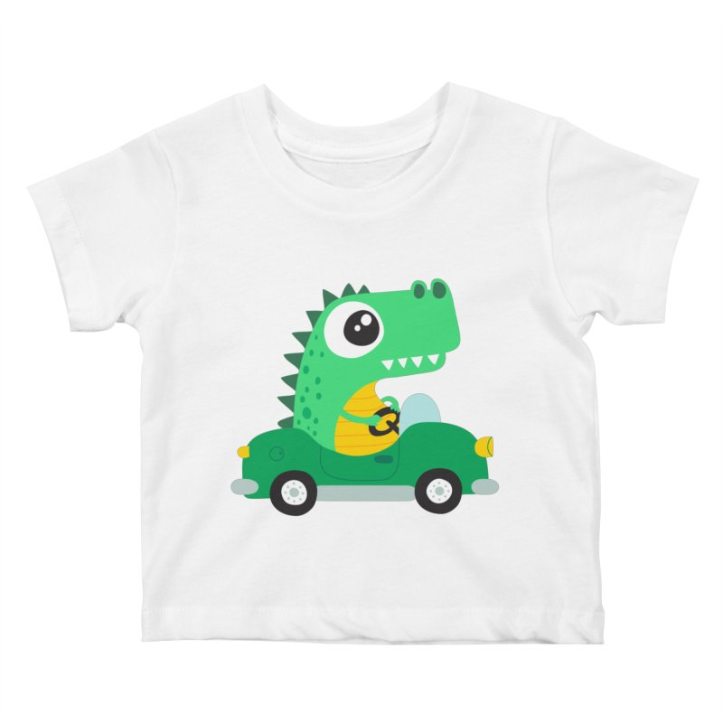 Dino Car   by La Boutique de Monsieur Dupont