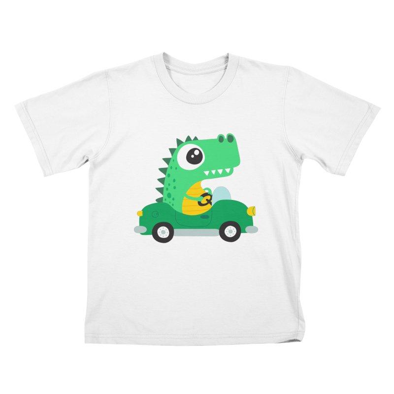 Dino Car   by La Boutique de Monsieur Dupont