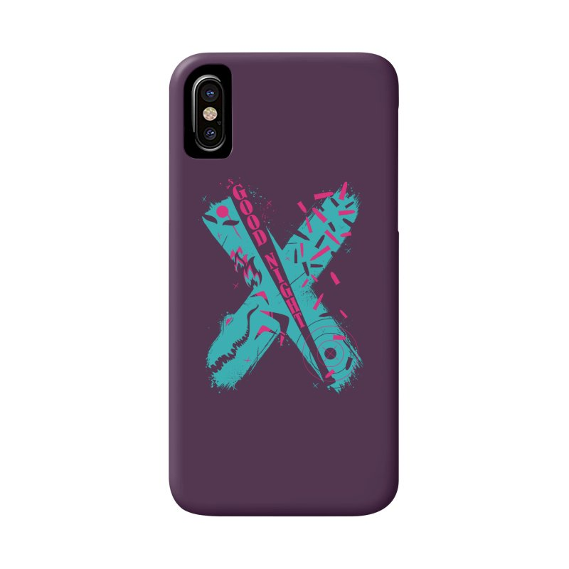 BATSHITCRAZY Accessories Phone Case by monsieurgordon's Artist Shop