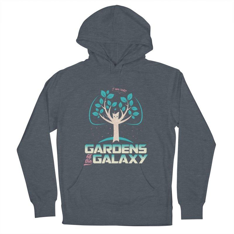 Gardens Of The Galaxy Women's Pullover Hoody by monsieurgordon's Artist Shop