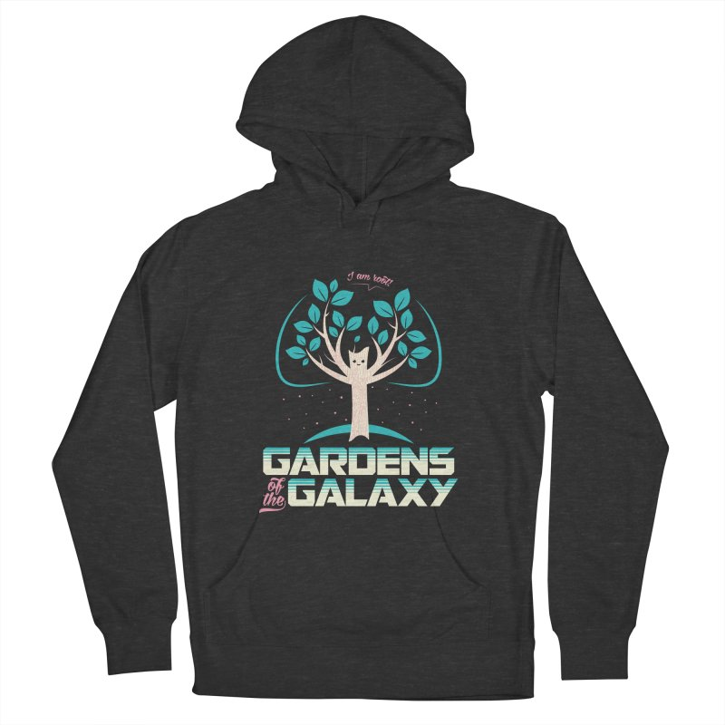 Gardens Of The Galaxy Men's Pullover Hoody by monsieurgordon's Artist Shop