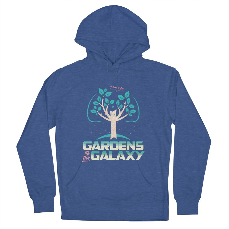 Gardens Of The Galaxy Men's Pullover Hoody by monsieurgordon's Artist Shop