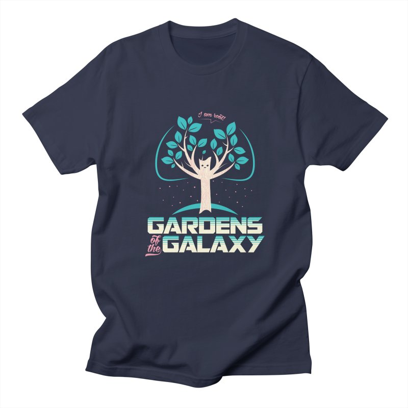 Gardens Of The Galaxy Women's Regular Unisex T-Shirt by monsieurgordon's Artist Shop