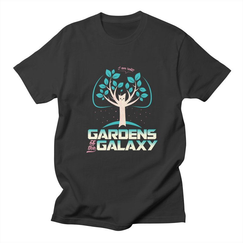 Gardens Of The Galaxy Women's Unisex T-Shirt by monsieurgordon's Artist Shop