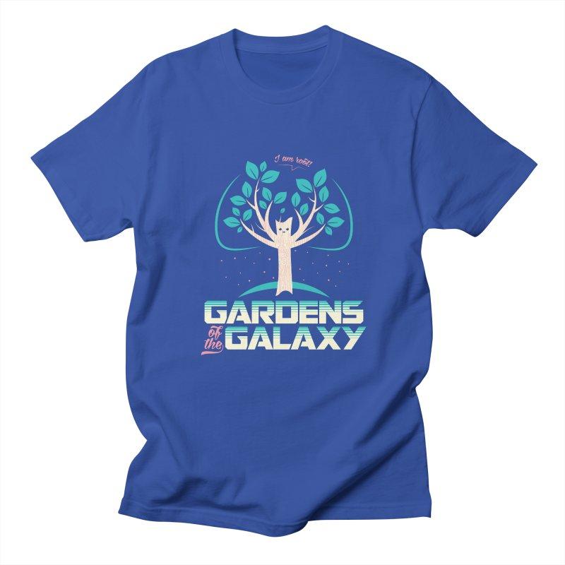 Gardens Of The Galaxy Women's Regular Unisex T-Shirt by monsieurgordon's Artist Shop