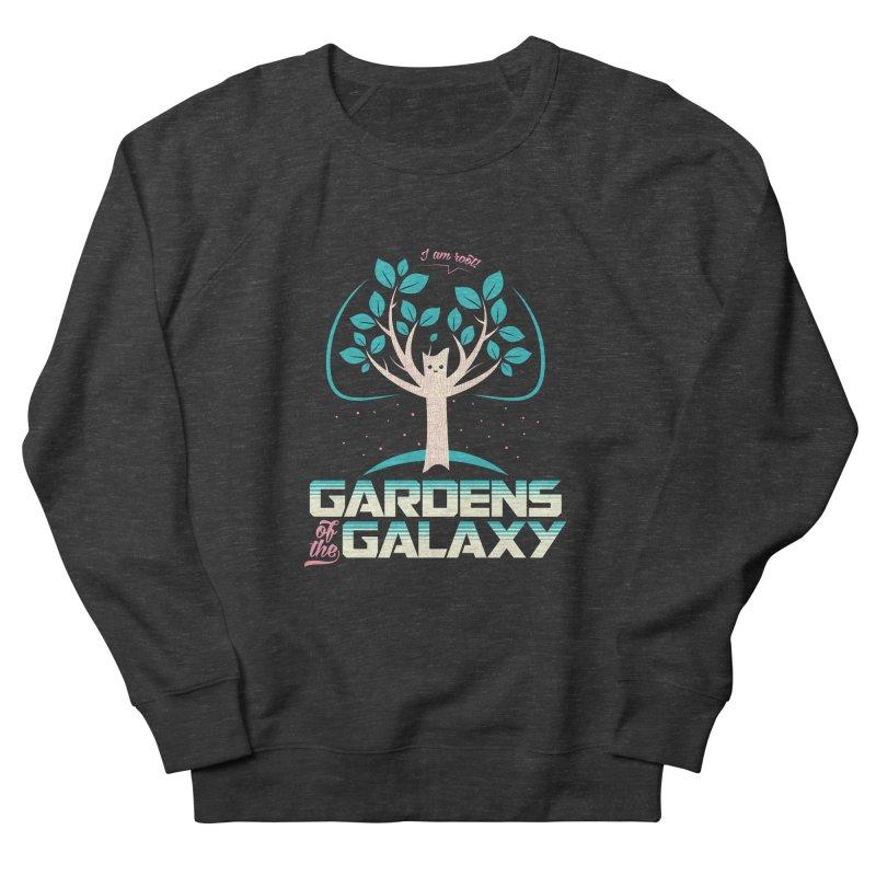 Gardens Of The Galaxy Women's Sweatshirt by monsieurgordon's Artist Shop
