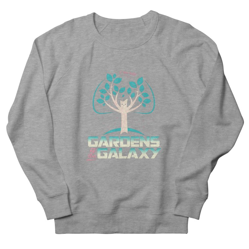 Gardens Of The Galaxy Women's Sweatshirt by monsieurgordon's Artist Shop