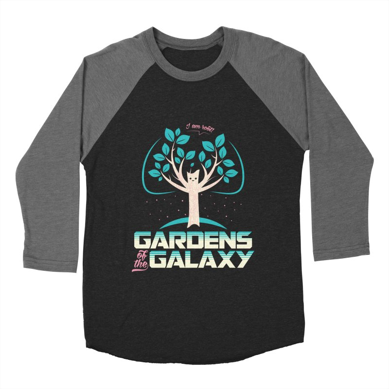 Gardens Of The Galaxy Women's Baseball Triblend Longsleeve T-Shirt by monsieurgordon's Artist Shop