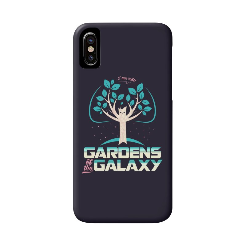 Gardens Of The Galaxy Accessories Phone Case by monsieurgordon's Artist Shop