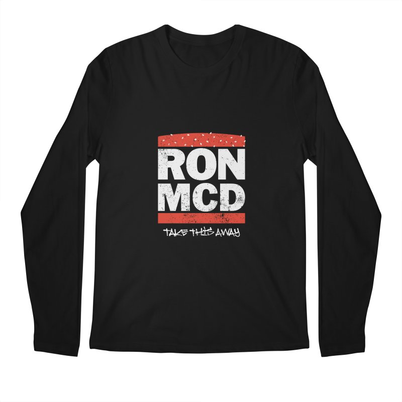 Ron-MCD Men's Regular Longsleeve T-Shirt by monsieurgordon's Artist Shop