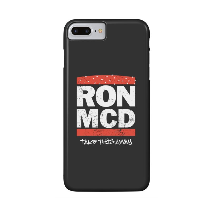 Ron-MCD Accessories Phone Case by monsieurgordon's Artist Shop