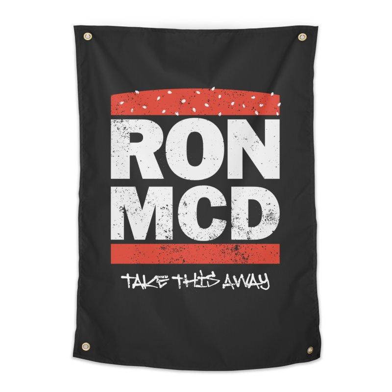 Ron-MCD Home Tapestry by monsieurgordon's Artist Shop