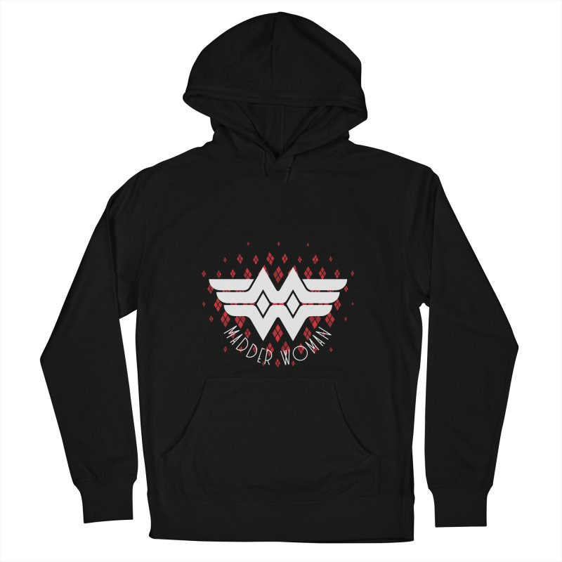 Madder Woman Men's Pullover Hoody by monsieurgordon's Artist Shop
