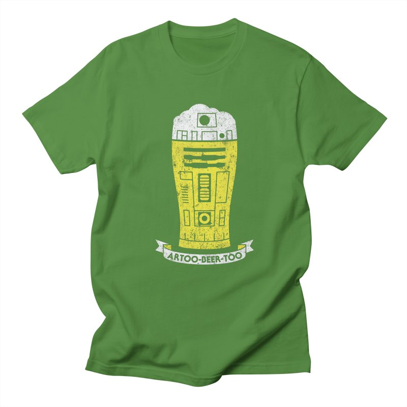 Artoo-Beer-Too Women's Unisex T-Shirt by monsieurgordon's Artist Shop